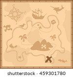 colored vector illustration of... | Shutterstock .eps vector #459301780