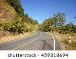nature landscape road | Shutterstock . vector #459318694