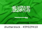 flag of saudi arabia | Shutterstock . vector #459329410