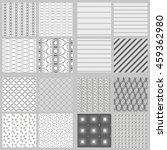 mathematical pattern. the... | Shutterstock . vector #459362980