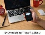 chiangmai  thailand   july 28 ... | Shutterstock . vector #459462550
