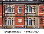A Close Up Of Architecture In...