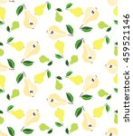 vector seamless pattern with... | Shutterstock .eps vector #459521146