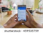 chiangmai  thailand   july 24... | Shutterstock . vector #459535759