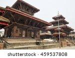 kathmandu  nepal   13 april ... | Shutterstock . vector #459537808