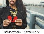 Girl Breakup Heart Broken...
