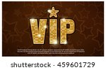 vip gold star icon | Shutterstock .eps vector #459601729