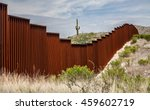 Us mexican border in arizona ...