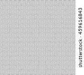 black wavy line pattern vector... | Shutterstock .eps vector #459616843