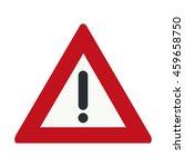 netherlands other danger sign | Shutterstock .eps vector #459658750