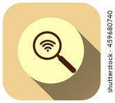 search wifi signal vector icon  ...