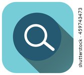 search vector icon  lupe symbol ...