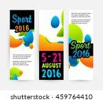summer sport 2016  design for... | Shutterstock .eps vector #459764410