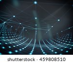 Futuristic Virtual Technology...
