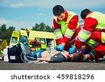 cardiopulmonary resuscitation....