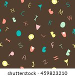 cute letter a b c for kids...
