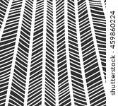 abstract zentangle monochrome... | Shutterstock . vector #459860224