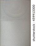dot pattern of metal mesh filter | Shutterstock . vector #459913300