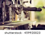 coffe manchine professional... | Shutterstock . vector #459920023