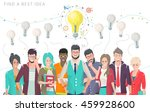 modern vector illustration  ... | Shutterstock .eps vector #459928600