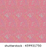 hand drawn vector background... | Shutterstock .eps vector #459931750