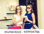 sale  consumerism and people... | Shutterstock . vector #459934786