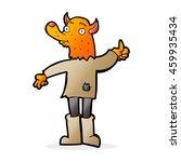 cartoon fox man | Shutterstock . vector #459935434