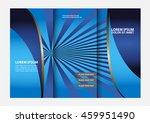brochure design    Shutterstock .eps vector #459951490