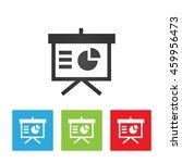 diagram icon. simple logo of...