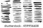 vector large set of 55... | Shutterstock .eps vector #459956608