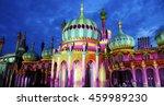Brighton's Royal Pavilion ...