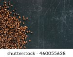 Brown Roasted Coffee Beans...