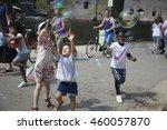 amsterdam  the netherlands  ... | Shutterstock . vector #460057870