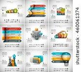 vector illustration of... | Shutterstock .eps vector #460061374