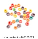 delicious and nutritious fruit... | Shutterstock . vector #460105024