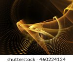 abstract background element.... | Shutterstock . vector #460224124