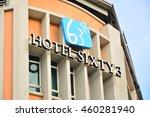 kota kinabalu  my  june 19  ... | Shutterstock . vector #460281940