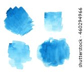 illustration of watercolor... | Shutterstock . vector #460294966