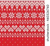 Winter Sweater Design. Fairisle ...