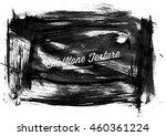 halftone dots vector texture... | Shutterstock .eps vector #460361224