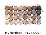 a broken neutral colored eye... | Shutterstock . vector #460447039