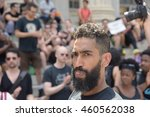 new york city   july 23 2016 ... | Shutterstock . vector #460562038