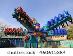 yongin  south korea   february... | Shutterstock . vector #460615384