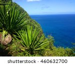 na pali coast view | Shutterstock . vector #460632700