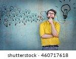 gathering ideas | Shutterstock . vector #460717618