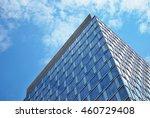 modern building | Shutterstock . vector #460729408