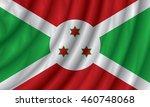 burundi flag vector... | Shutterstock .eps vector #460748068