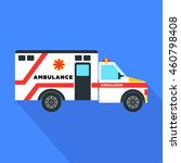 ambulance vector illustration...