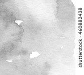 gray black white watercolor ink ... | Shutterstock .eps vector #460882438