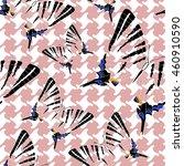 pattern  pepita or houndstooth  ...   Shutterstock .eps vector #460910590